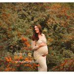 zwangerschapsfotoshoot herfst