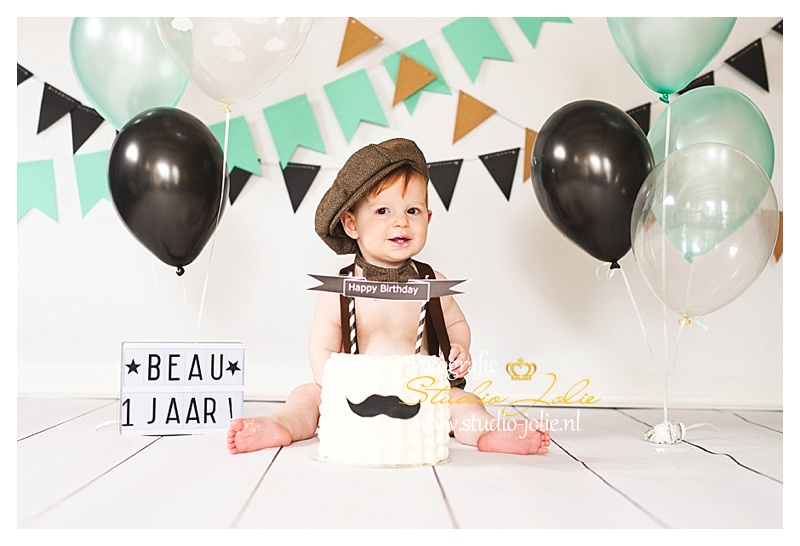 Bedwelming Cakesmash fotoshoot| Fotografie Studio Jolie |smash and splash #XM38
