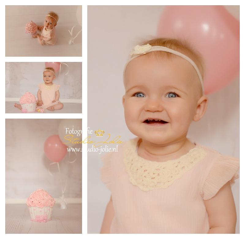 Favoriete cupcake-fotoshoot-1-jaar-cakesmash - Fotografie Studio-Jolie @JX58