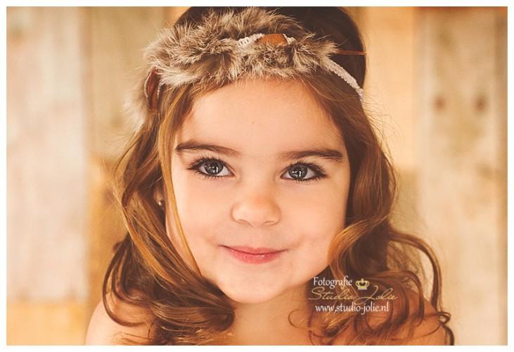 fotoshoot meisje kinderfoto