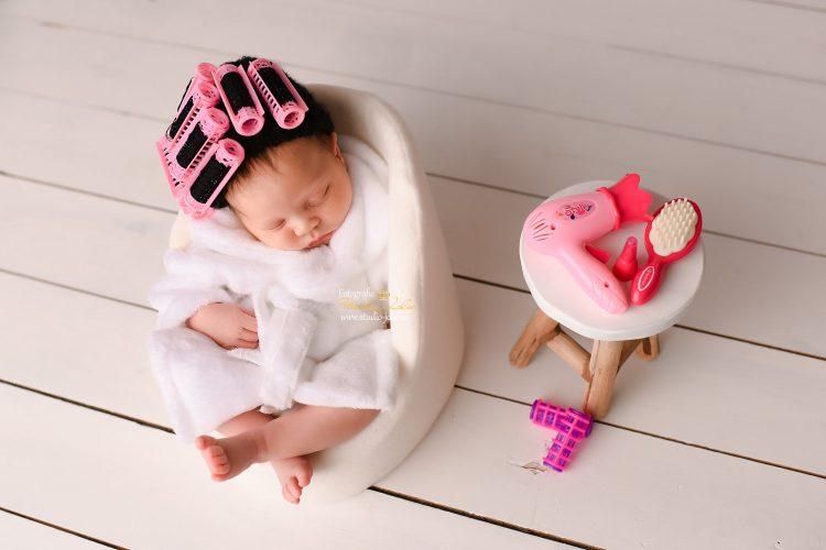 newborn haarsalon