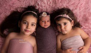 newbornfotoshoot kinderen