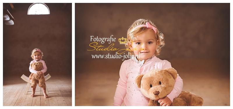 Bekend fotoshoot voor verjaardag 2 jaar - Fotografie Studio-Jolie SJ69