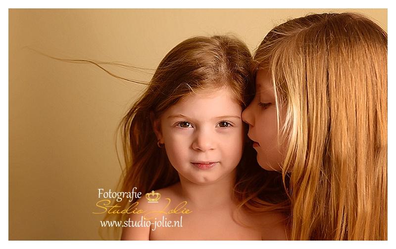 Fotoshoot zussen