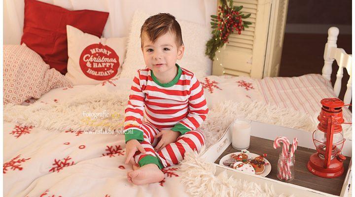 Mini Kerst fotoshoot