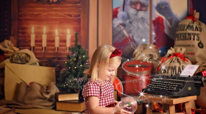 kerst fotoshoot gezin