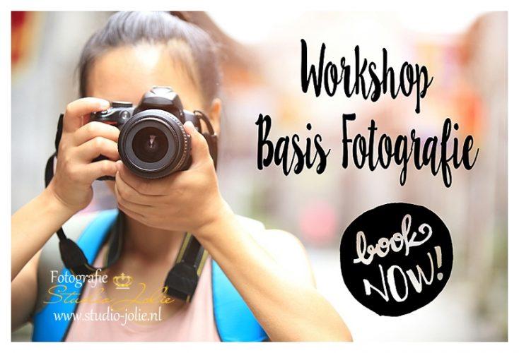 fotografie workshop cursus