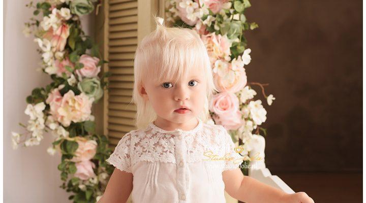 Kinderfotografie in fotostudio