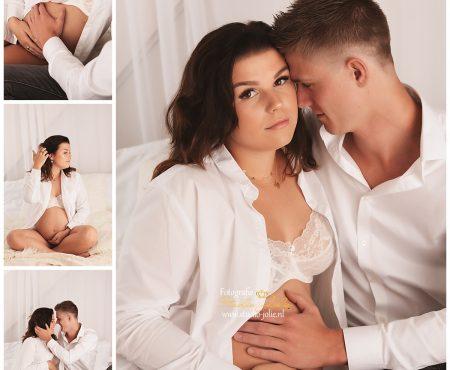 Zwangerschapsfotoshoot basic