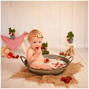 Fruitsmash aardbeien