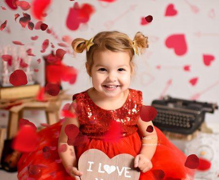 Valentijn fotoshoot