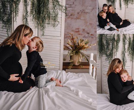 Zwangerschapfotoshoot Stoer