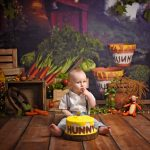 winnie the pooh cakesmash