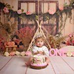 fotoshoot baby verjaardag