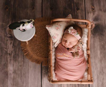 Newbornfotoshoot Lauren Middelharnis